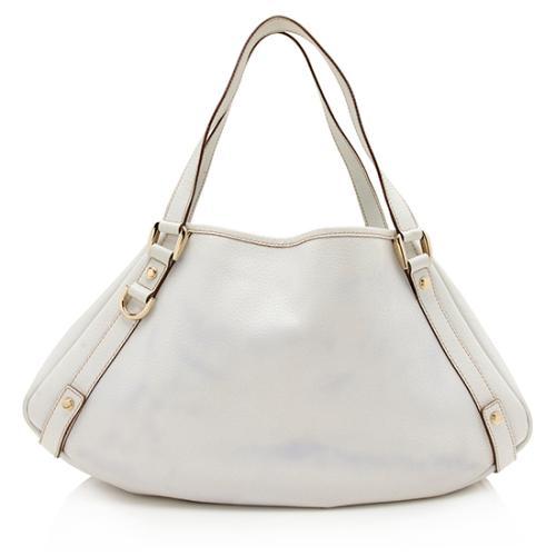 Gucci Leather Abbey Medium Shoulder Bag