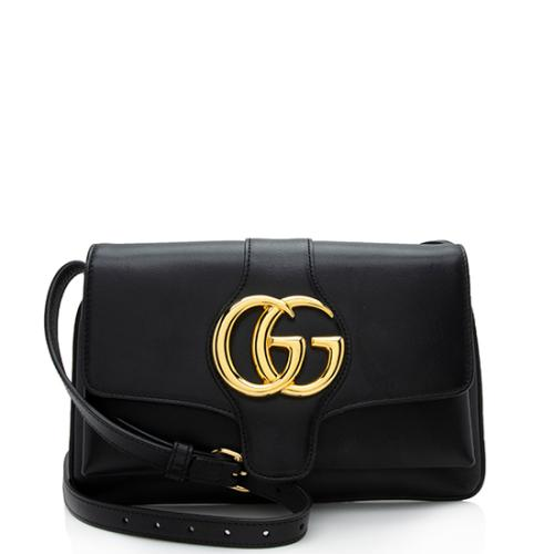 Gucci Leather Arli Small Shoulder Bag