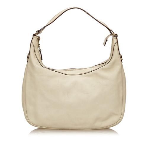 Gucci Leather Charmy Shoulder Bag
