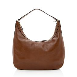 Gucci Leather Charmy Small Hobo