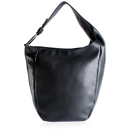 Gucci Leather Greenwich Medium Shoulder Handbag