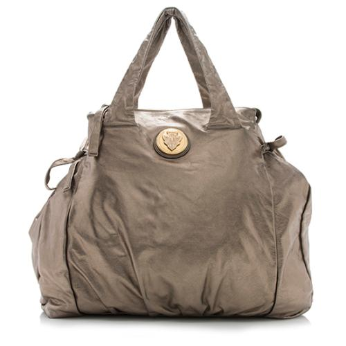 Gucci Leather Hysteria Large Tote