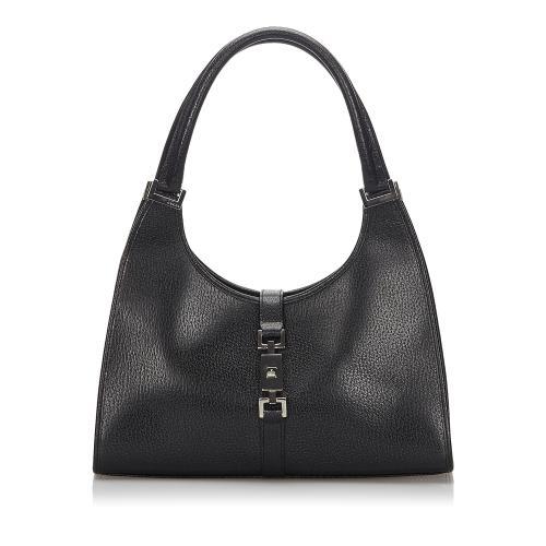 Gucci Leather Jackie Satchel