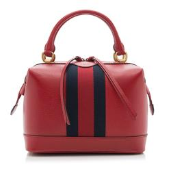 Gucci Leather Neo Vintage Doctors Bag