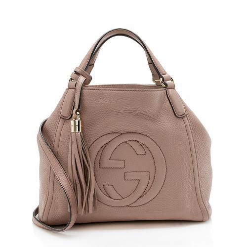 Gucci Leather Soho 2Way Shoulder Bag
