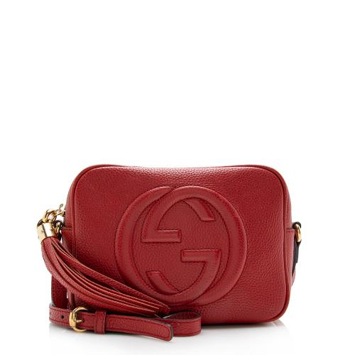 Gucci Leather Soho Disco Bag