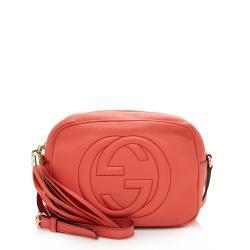 Gucci Leather Soho Disco Bag