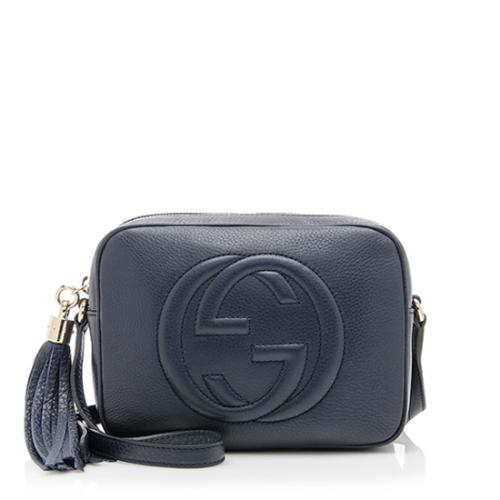fbc269ef2f8 Gucci Leather Soho Disco Bag