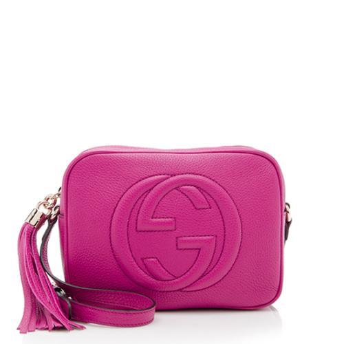 Gucci Leather Soho Disco Bag 6be73dd521f43