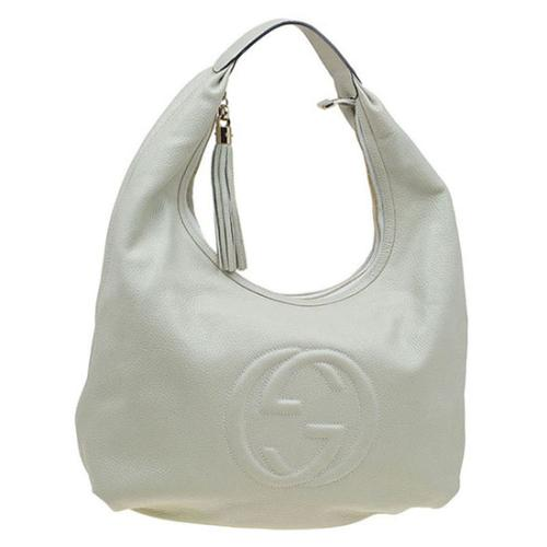 Gucci Leather Soho Hobo