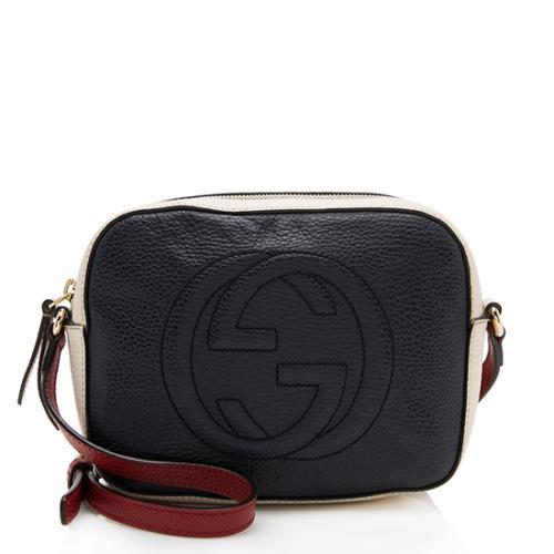 Gucci Leather Soho Shoulder Bag