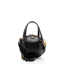Gucci Leather Tifosa Shoulder Bag