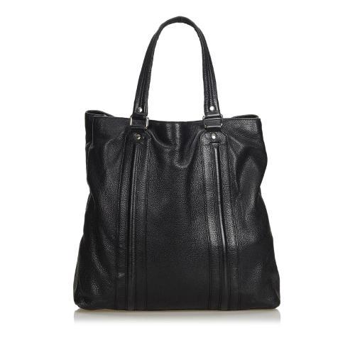 Gucci Leather Tote Bag - FINAL SALE