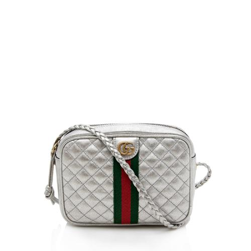 Gucci Leather Trapuntata Mini Bag