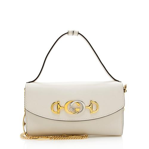 Gucci Leather Zumi Mini Bag