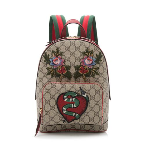 Gucci Limited Edition GG Supreme Backpack