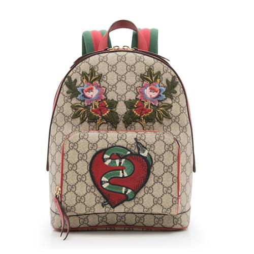9f5e5a623534 Gucci-Limited-Edition-GG-Supreme-Backpack 98318 front large 0.jpg