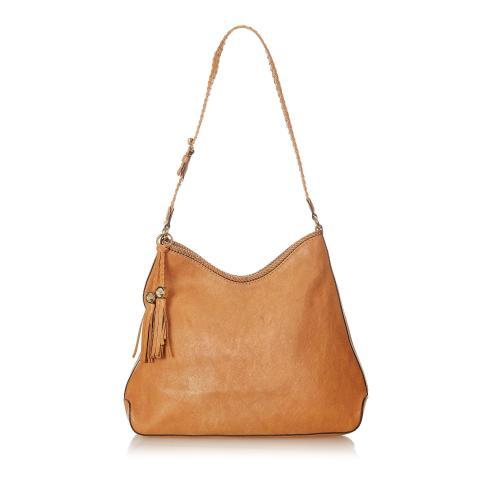 Gucci Marrakech Leather Shoulder Bag