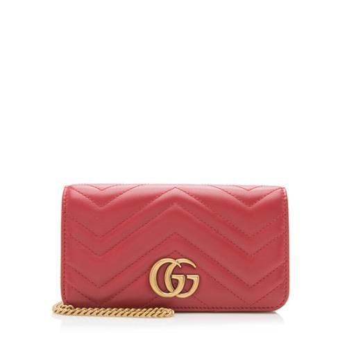 Gucci Matelasse GG Marmont Mini Bag