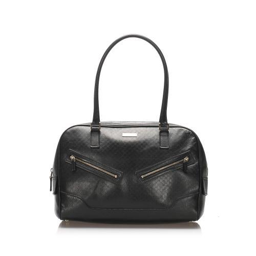 Gucci Microguccissima Handbag