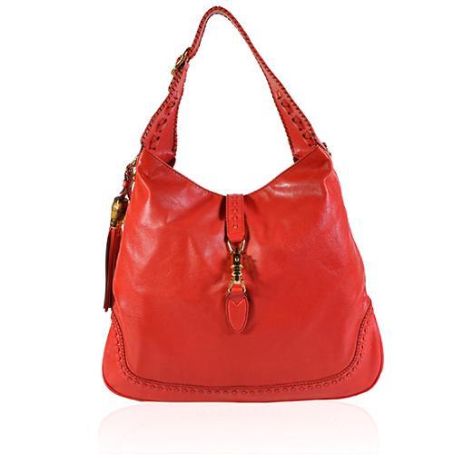 Gucci New Jackie Large Hobo Handbag