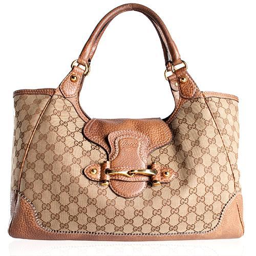 Gucci New Pelham Large Shoulder Handbag