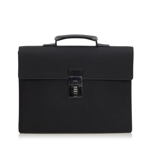 Gucci Nylon Briefcase