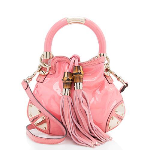 0a17753e462 Gucci-Patent-Leather-Indy-Mini-Top-Handle-Shoulder -Bag 99929 front large 0.jpg