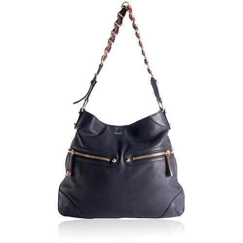 Gucci Princy Chain Hobo Handbag