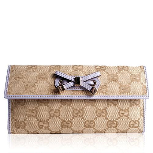 Gucci Princy Continental Wallet