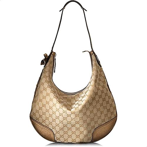 Gucci Princy Large Hobo Handbag - FINAL SALE
