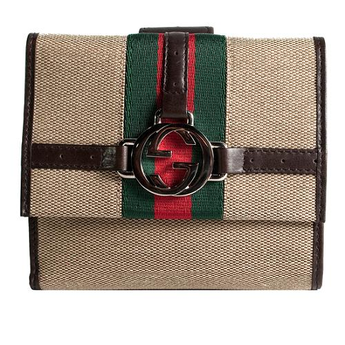Gucci Reins Compact Wallet