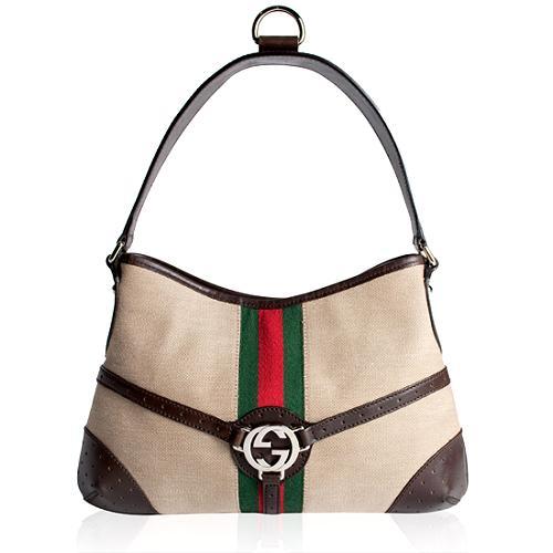 Gucci Reins Medium Shoulder Handbag