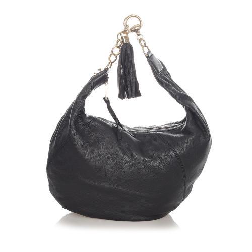 Gucci Sienna Leather Hobo Bag