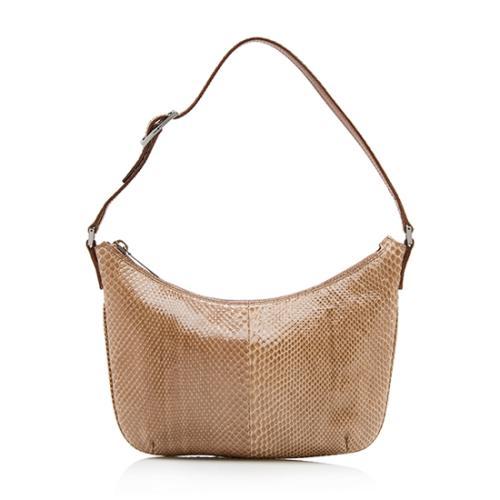 Gucci Snakeskin Small Shoulder Bag