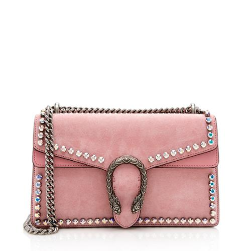 b2761bdff67 Gucci-Suede-Crystal-Small-Dionysus-Shoulder-Bag 98293 front large 0.jpg
