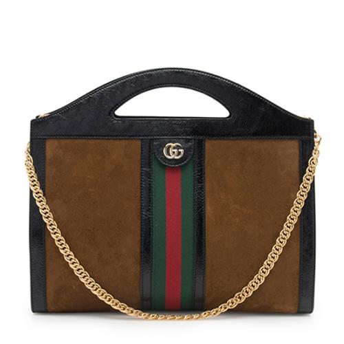 bf8626b10ce Gucci-Suede-Ophidia-Top-Handle-Medium-Shoulder-Bag 99042 front large 0.jpg
