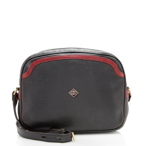 Gucci Vintage Leather Crossbody Bag - FINAL SALE