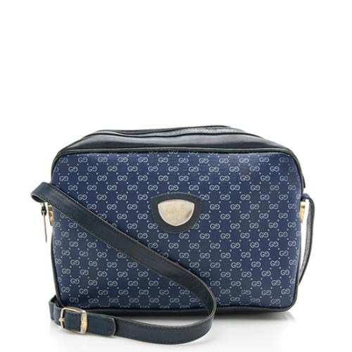 Gucci Vintage Micro GG Crossbody Bag  - FINAL SALE