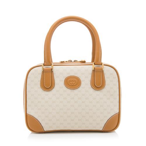 000da20c8978 Gucci-Vintage-Micro-GG-Plus-Boston-Satchel- 87588 front large 0.jpg