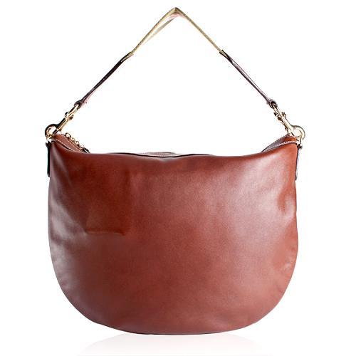Gucci Web Hobo Handbag
