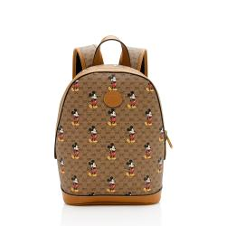 Gucci x Disney GG Supreme Small Backpack