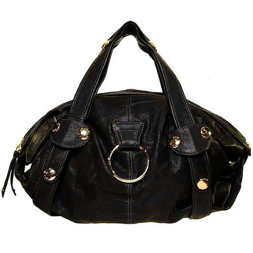 Gustto Baca Medium Satchel Handbag