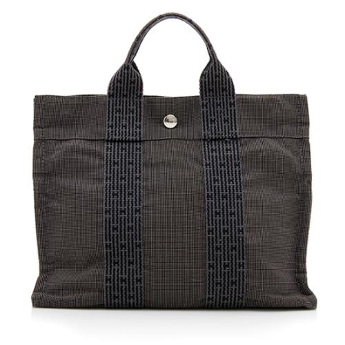 Hermes Canvas Herline PM Tote