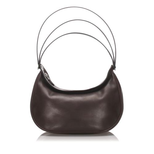 Hermes Leather Caporal Shoulder Bag