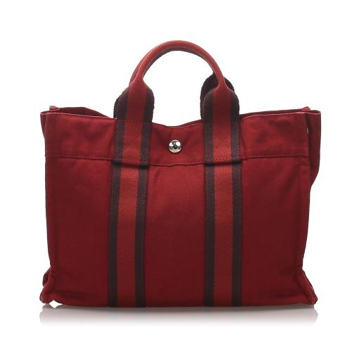 Hermes Fourre Tout PM Tote