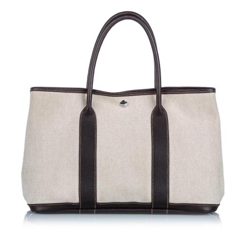 Hermes Garden Party PM Tote