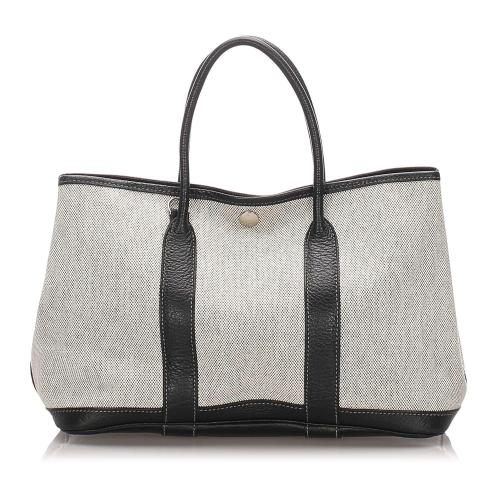Hermes Garden Party TPM Tote