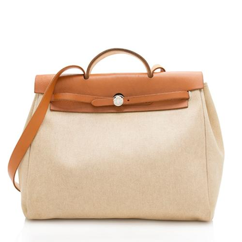 Hermes Herbag Convertible Satchel