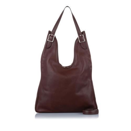 Hermes Togo Massai Leather Shoulder Bag